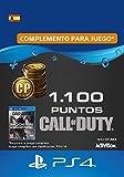Call of Duty : Modern Warfare 1100 Points | Código de descarga PS4 - Cuenta española
