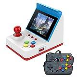 CXYP Mini Recreativa Arcade, 3 Pulgadas 360 Juegos Consola de Juegos Portátil Retro Mini Arcade de...
