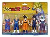 Dragon Ball Super - Set de figuras Héroes