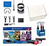 PlayStation VR2 MegaPack 2 Astro Bot + Skyrim V + Resident Evil 7 + Everybody's Golf + VR Worlds +...