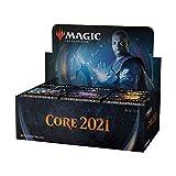 Magic The Gathering MTG - M21 Core Set Draft Booster Display (36 Paquetes) - Inglés C75030000
