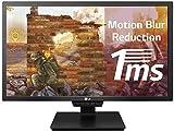 LG 24GM79G-B - Monitor Gaming FHD de 60,4 cm (23,8') con Panel TN (1920 x 1080 píxeles, 16:9, 1 ms...