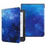 Fintie SlimShell Funda Compatible con Kobo Clara HD (15,2 cm (6') - Súper Delgada y Ligera Carcasa...