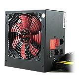 Mars Gaming MPII850, Fuente de Alimentación Para Pc (850 W, 12 V, Atx, Cableado Modular, Ventilador...