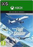 Microsoft Flight Simulator Deluxe Edition   Código digital para PC y desde el 27/07/2021 también...