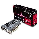 SAPPHIRE 11265-05-20G Pulse Radeon RX 580 8GD5 - Tarjeta gráfica, AMD, 3840 x 2160 Pixeles, 1366...