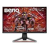 BenQ MOBIUZ EX2710 - Monitor Gaming de 27' FullHD (1920x1080, 1ms, 144Hz, IPS, AMD Freesync Premium,...