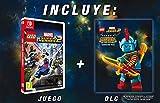 Lego DC Super-Villanos Nintendo Switch, Edición Exclusiva Amazon