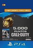 Call of Duty : Modern Warfare 5000 Points | Código de descarga PS4 - Cuenta española
