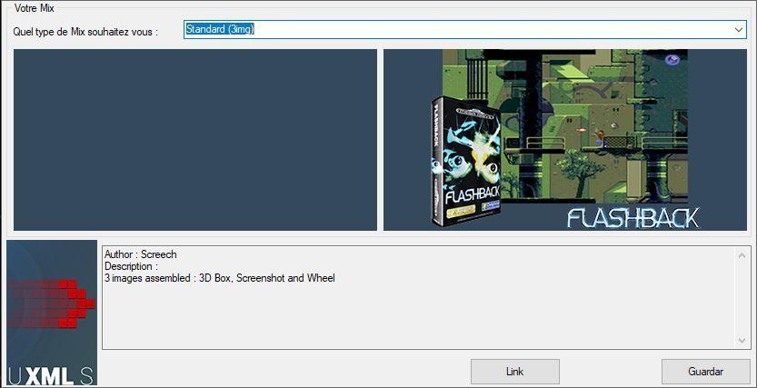 formato imagen Universal XML Scraper