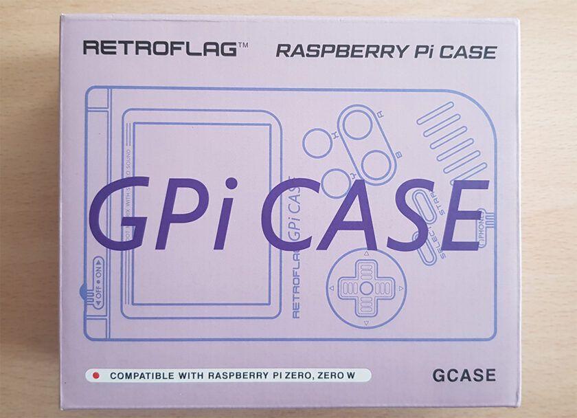 Box GPi Case