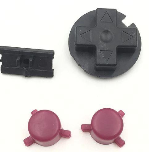 Botones recambio Game Boy Pocket