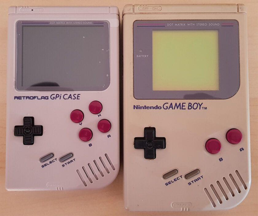 gpi case GameBoy retro