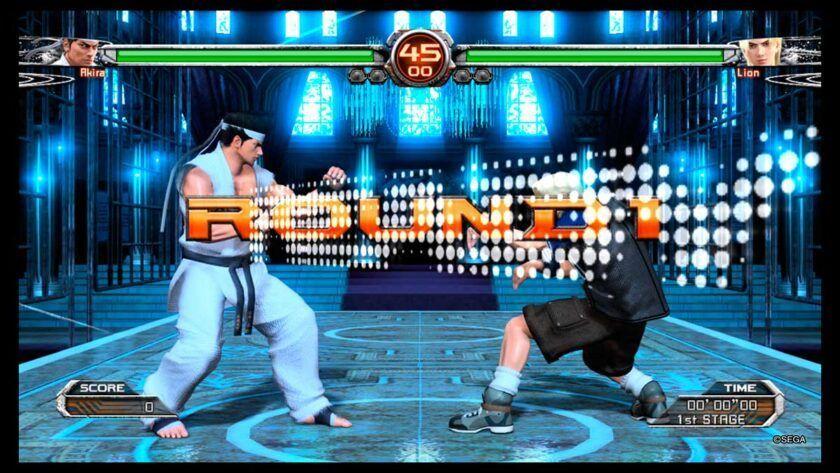 Judgment Virtua Fighter 5