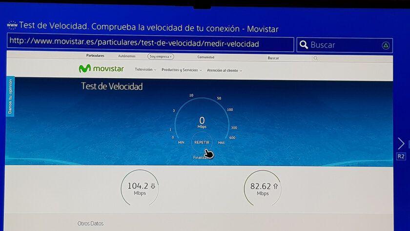 Test de velocidad mejorar conexión call of duty