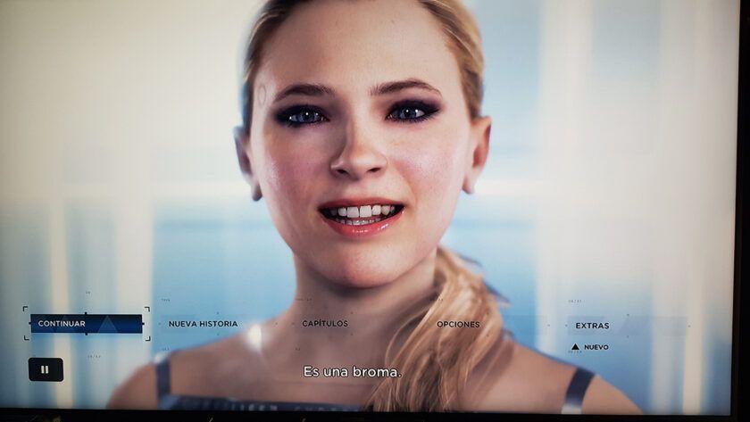 Chloe bromas inteligencia artificial