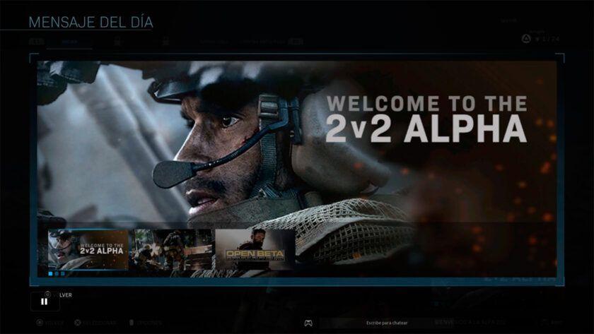 modern warfare gunfight alpha 2v2