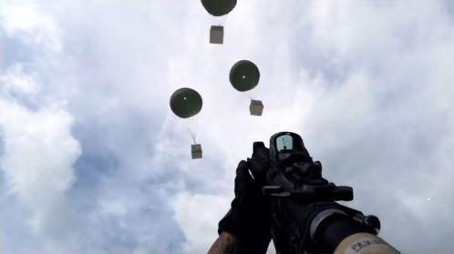 lanzamiento de emergencia modern warfare