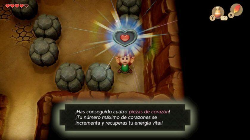 Impresiones Zelda Link's Awakening Remake