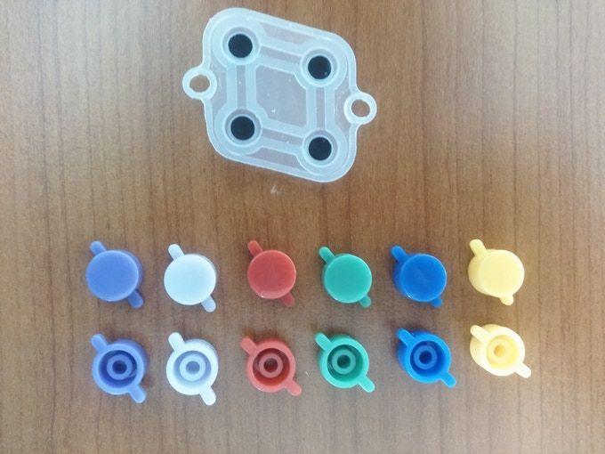retrostone2 portátil para emulación kit botones