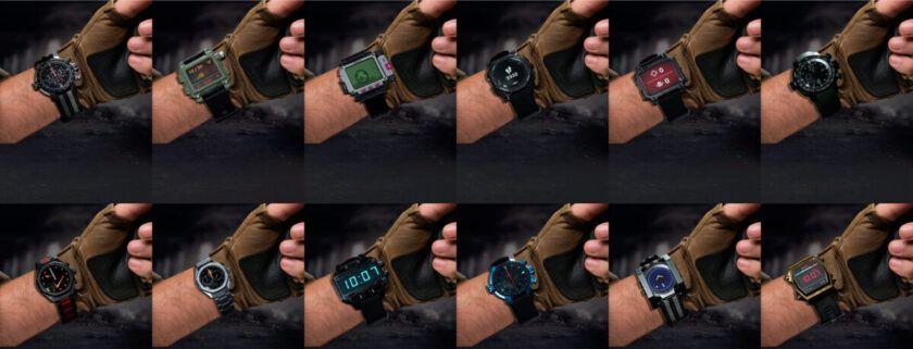 listado completo relojes modern warfare