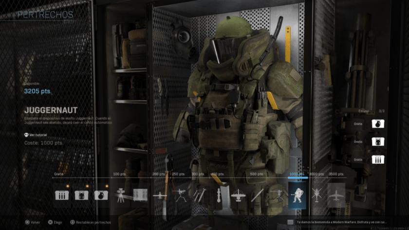 juggernaut operaciones especiales