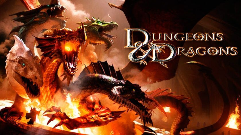 dungeons and dragons juego de rol