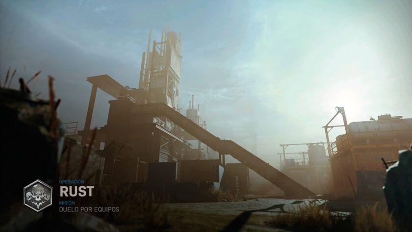 rust modern warfare temporada 2