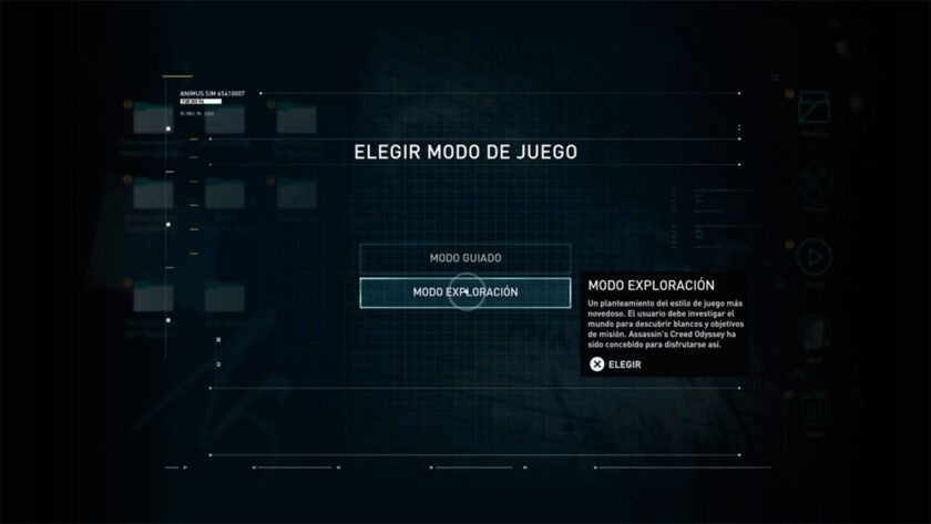 modos de juego Assassins Creed Odyssey