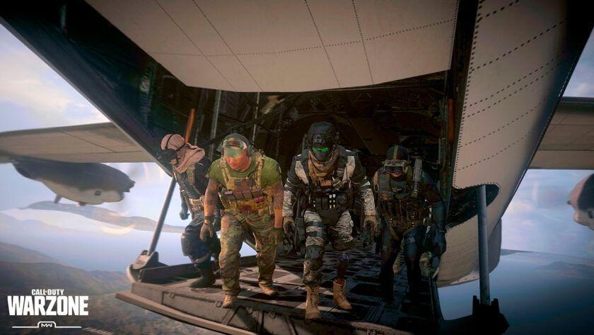 warzone novedades 4 grupo modern warfare