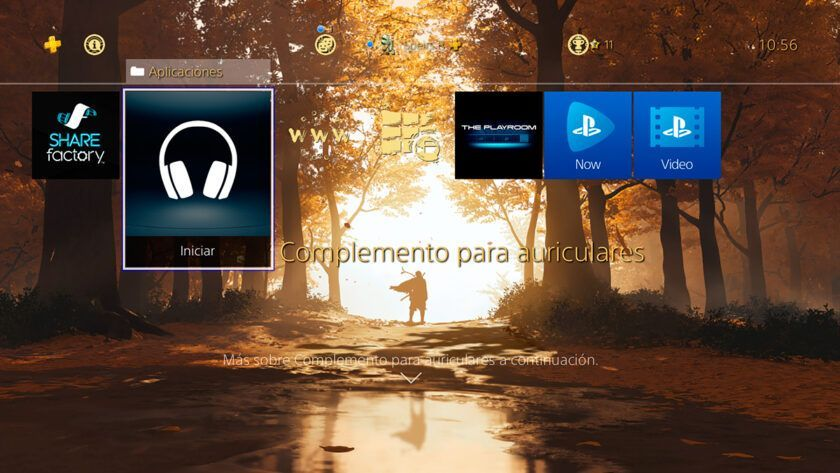 perfiles complemento auriculares sony