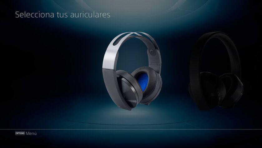 auriculares sony platinum