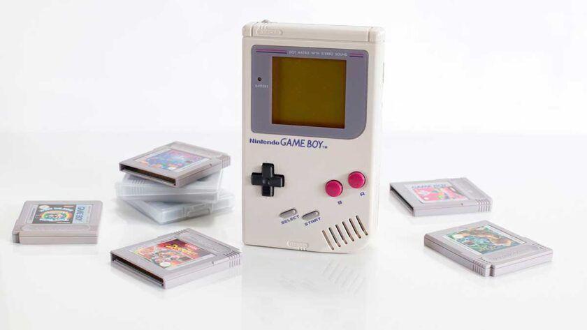 top mejores consolas portátiles retro gameboy