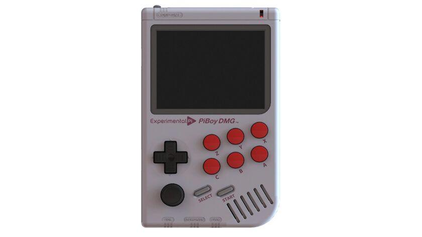 PiBoy DMG GameBoy retro