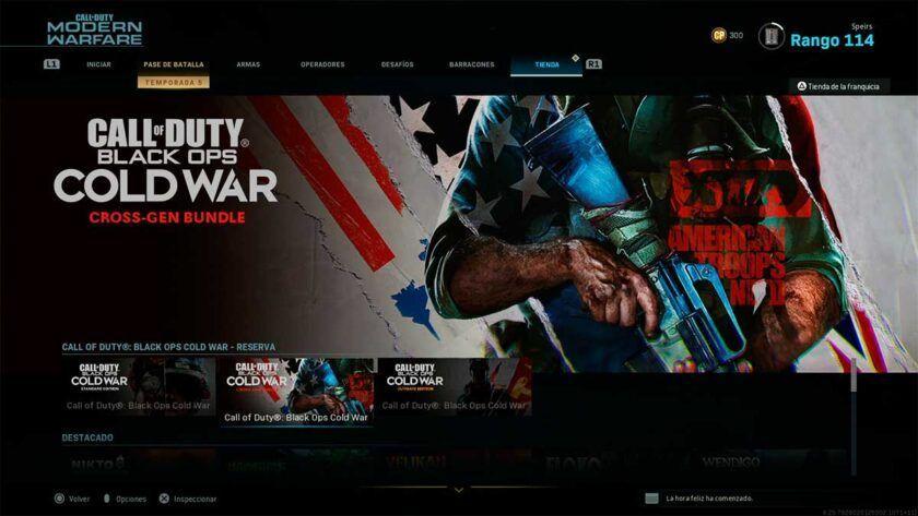 black ops cold war cross-gen edition