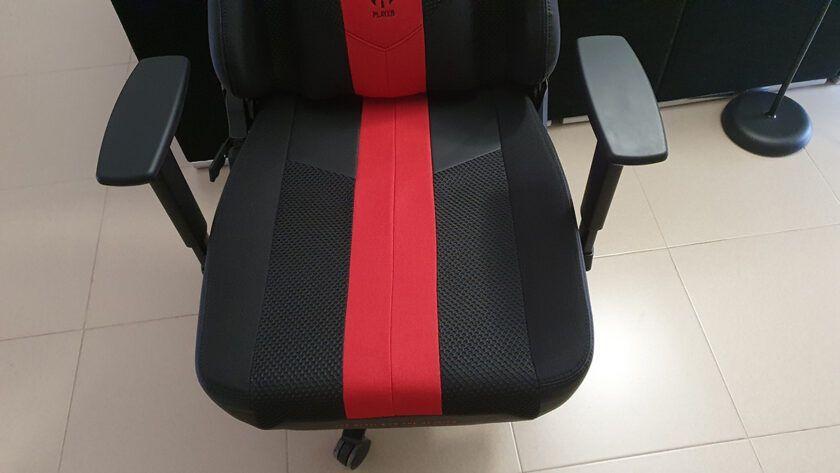 asiento transpirable diablo x player 2.0