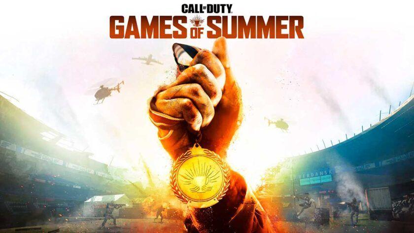 juegos de verano warzone