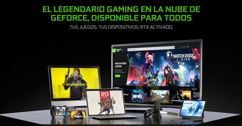 geforce now nvidia shield