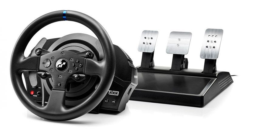 volante compatible PS5 T300
