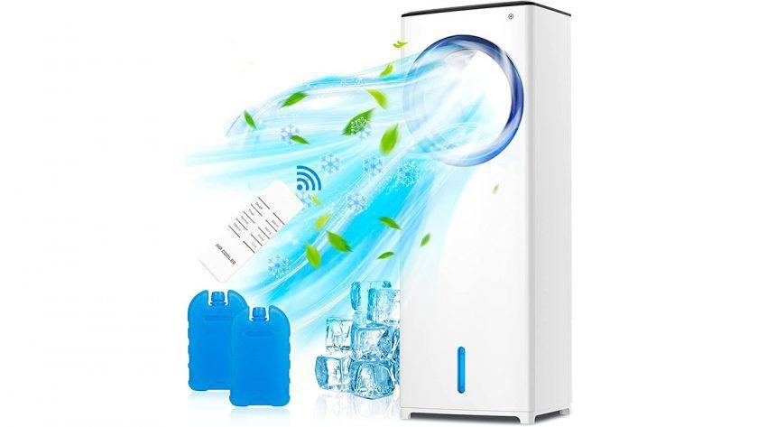 aire acondicionado portátil aire frío