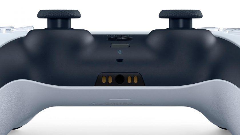 conector propietario sony playstation dualsese cargar rápido ps5