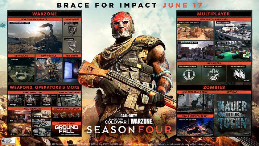 temporada 4 cold war