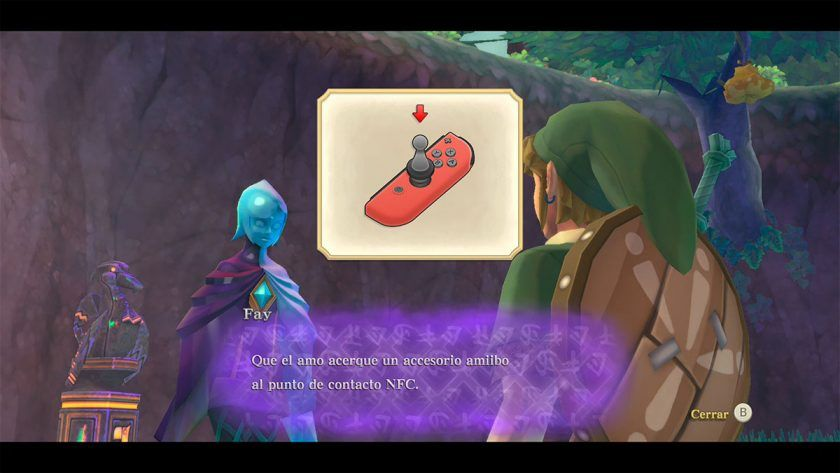 amiibo Zelda skyward sword